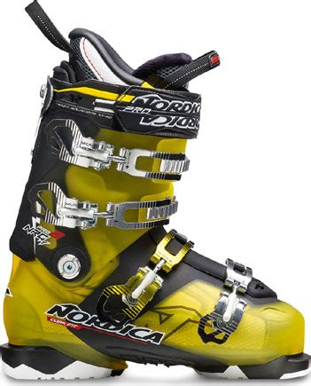 Using Nordica Easy move boots- how much am I missing